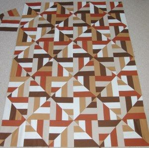 Jelly Roll Strip Quilt Tutorial | Oh Sew Tempting