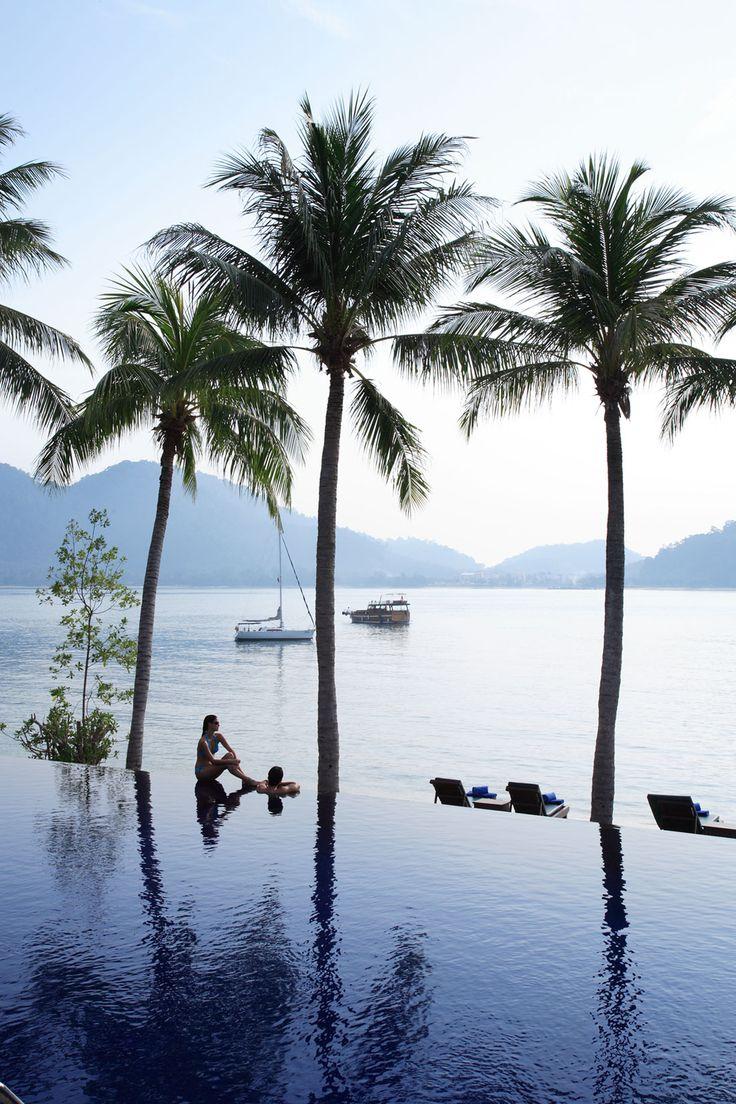 Pangkor Laut Resort is gelegen op een privé eiland.   http://www.333travel.nl/hotel/maleisie/pangkor-laut-resort?productcode=H533