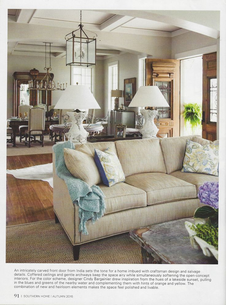 Cindy Holds A BS From Auburn University In Interior Home Furnishings And  Equipment (now Called Interior Design).