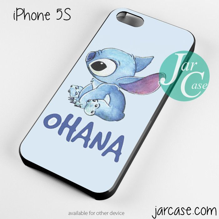 sticth ohana Phone case for iPhone 4/4s/5/5c/5s/6/6 plus