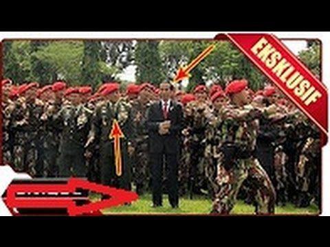 TAKUT DI KUDETA !!JOKOWI SIAPKAN PASUKAN Mako Brimob Korps Marinir & Kop...