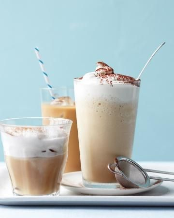 Cool Buzz: Iced Coffee and Tea for Summer Sipping