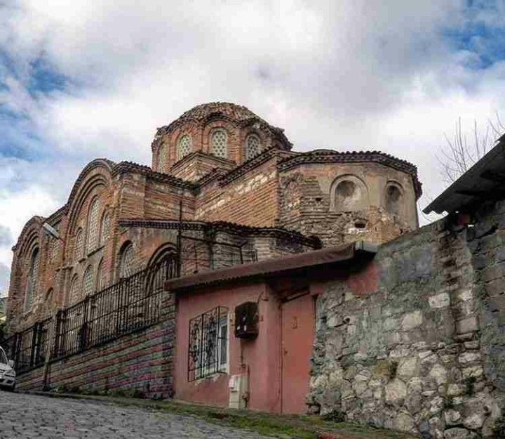 Eski İmaret mosque-Fatih-İstanbul-Turkiye