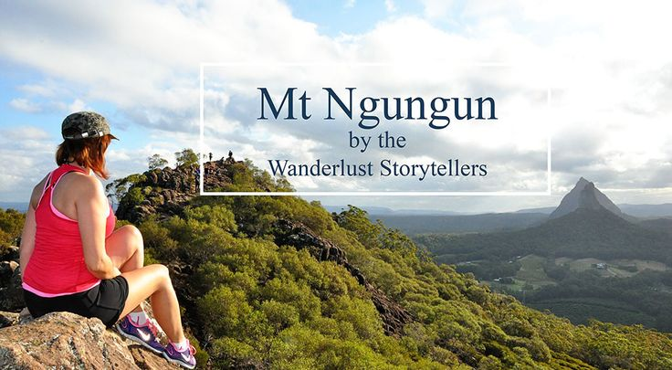 Climbing Mt Ngungun, Glasshouse Mountains! Everything you need to know about the walking track as well as the Mt Ngungun Address. Check out our video!