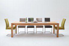 Kapstadt von Standard Furniture - Esstisch Eiche natur geölt ausziehbar bis 3m