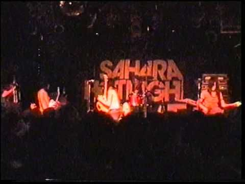 Sahara Hotnights - Helsingborg 2001, my film!