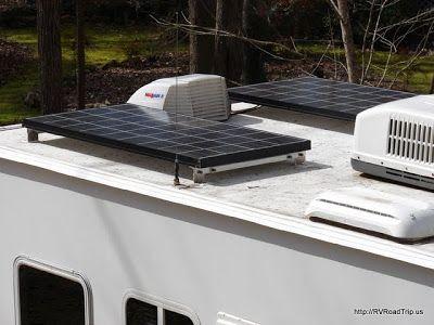 RV Solar Power Installation Guide