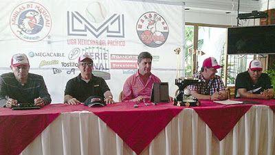 Las Grandes Ligas MLB: Serie del Caribe 2016 MEXICO