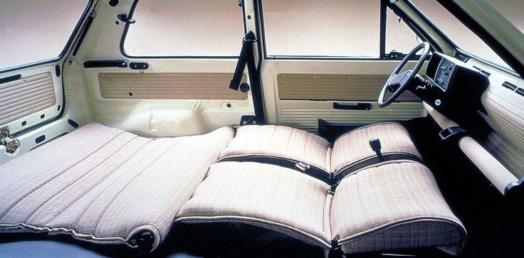 Motor--Sport™ - carsthatnevermadeit: Fiat Panda prototype and.