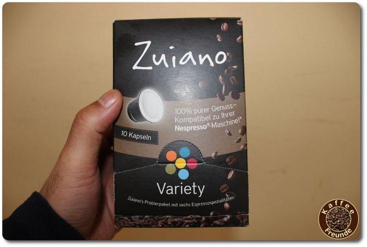 #Zuiano #Coffee. For more Check my Blog www.imeinkaufswagen.com