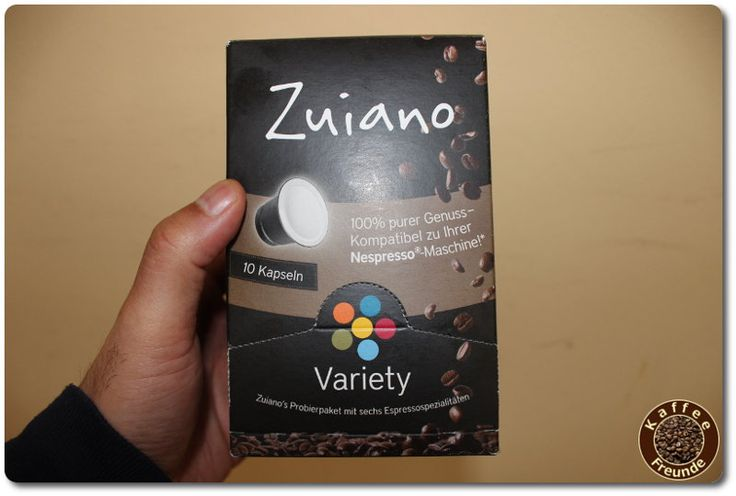 #Zuiano #Coffee. For more Check my Blog www.imeinkaufswagen.com