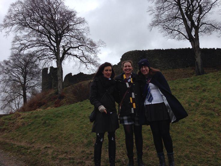 Ravenlaw students at Hogwarts