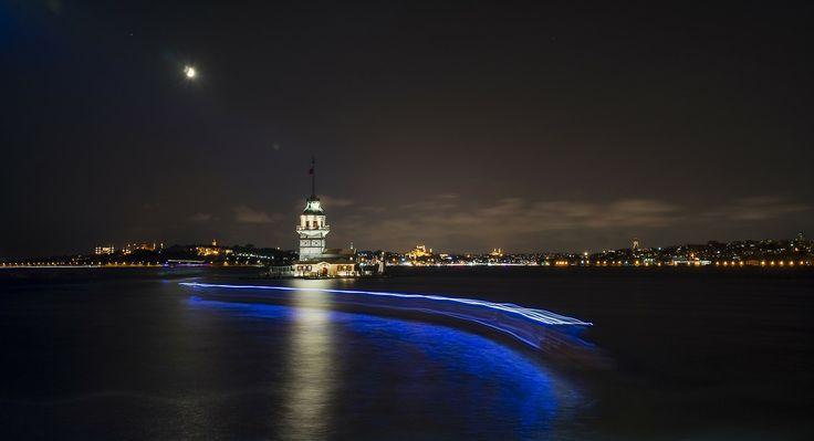 Kız Kulesi (Maiden's Tower) - @ Üsküdar, İstanbul