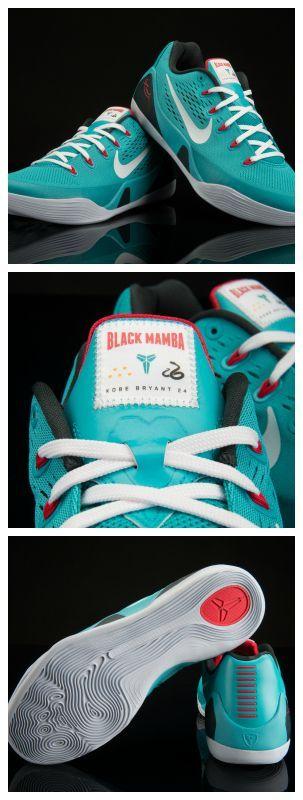Nike Kobe IX EM 'Black Mamba'