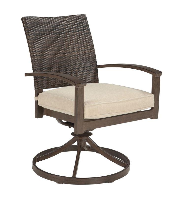 Sutherland Swivel Dining Chair