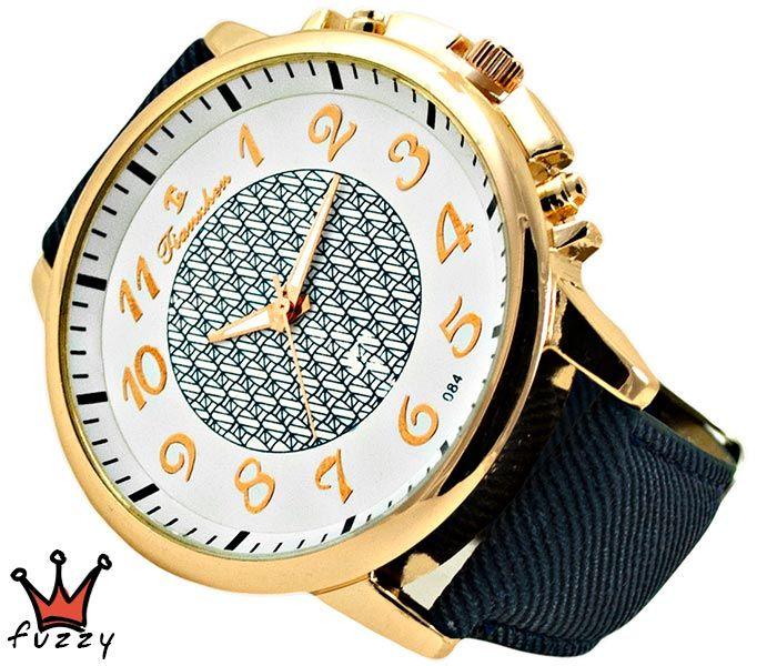Ρολόι γυναικείο (R350-08) - Fuzzy