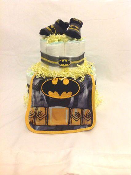 Batman Diaper Cake Go To Etsy Com Shop