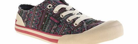 rocket dog Multi Jazzin Beach Side Flats For some laidback surfer vibes, the Rocket Dog Jazzin Beach Side is exactly what youve been looking for. Dressed in a multi-coloured woven fabric upper, man-made branding creates a contrasting texture http://www.comparestoreprices.co.uk/womens-shoes/rocket-dog-multi-jazzin-beach-side-flats.asp