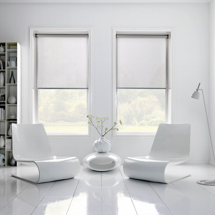 Roller Blinds - Luxaflex Roller Blinds with patented EDGE technology – offering unrivalled strength combined with a sleek design, for modern windows.
