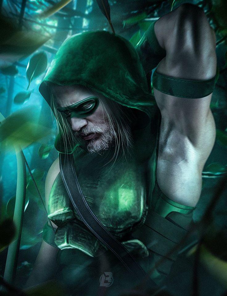 грустит зеленая стрела арты нас увидите готовые