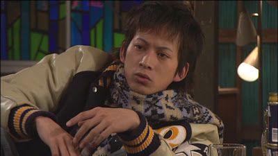 Junichi Okada in Kisarazu Cat's Eye #KudoKan