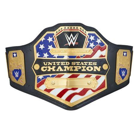 WWE United States Championship Replica Title Belt (2014) - WWE