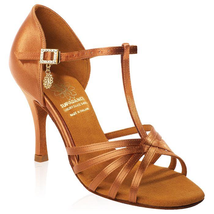 Supadance Latin Dance Shoes 1141 | Dancesport Fashion @ DanceShopper.com