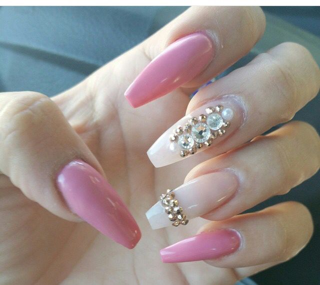 Princess Acrylic Nails: 1000+ Ideas About Princess Nail Designs On Pinterest