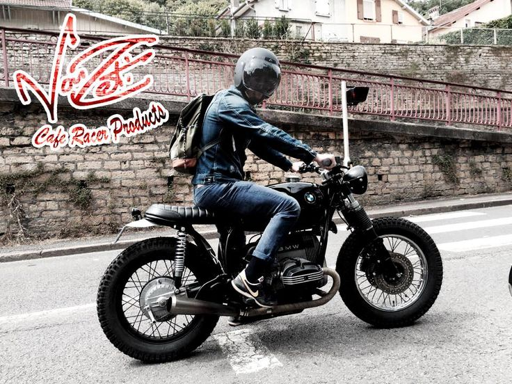 Adrien's fantastic BMW '82 R65 from France! Cheers for the picture Adrien we're glad she's finally done!! She sports a T19 Subframe and T20 Seat!
