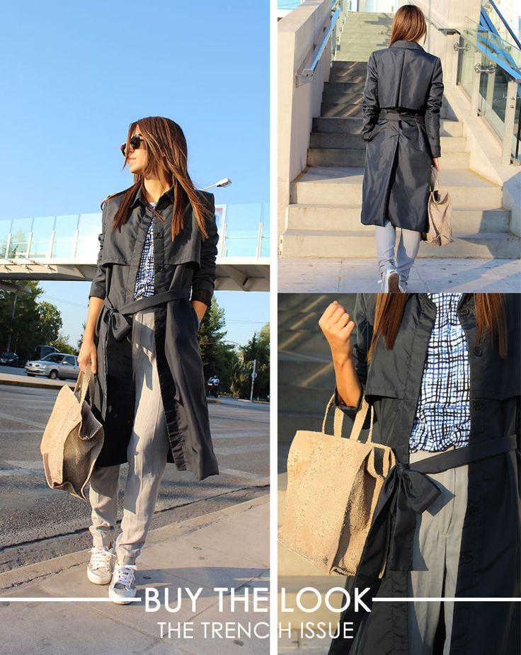 BUY THE LOOK_THE TRENCH ISSUE