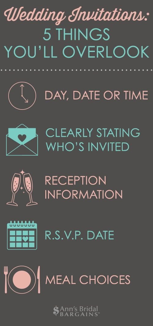 funny wedding invitation rsvp goes viral%0A Wedding Invitations  Top   Things Brides Will Overlook
