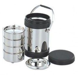 Anupam Deluxe Hot Tiffin   5 Container For Offer Sale Online @ Magickart  With Free Shipping