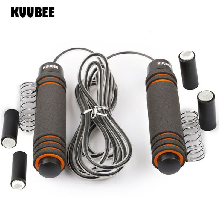 Rope Skipping Jump Speed Exercise Fitness Adjustable Boxing Gym Crossfit Aerobic #RopeSkipping