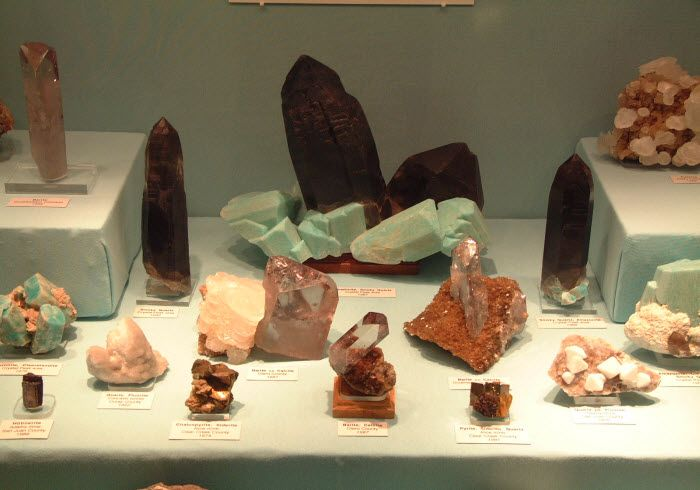 37 Best Images About Tucson Gem, Mineral & Fossil Show On