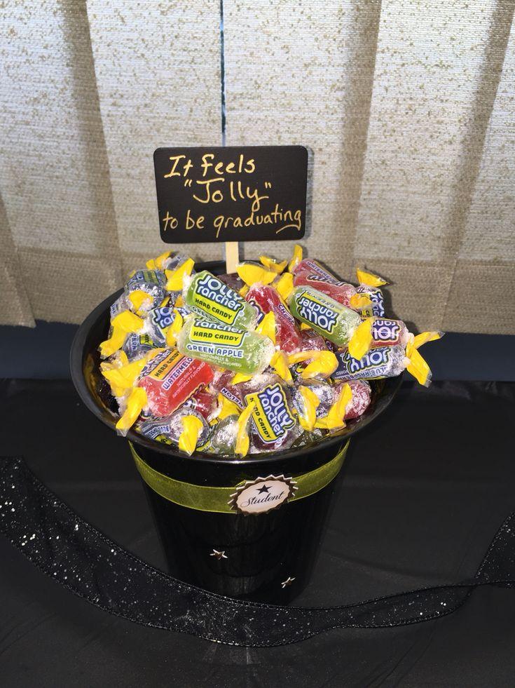 Graduation candy bar