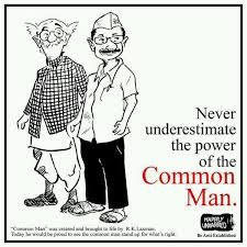 India's oldest Common Man with India's newest Common Man #commonman #iamaam #rklaxman #kejriwal #AAP #delhielections