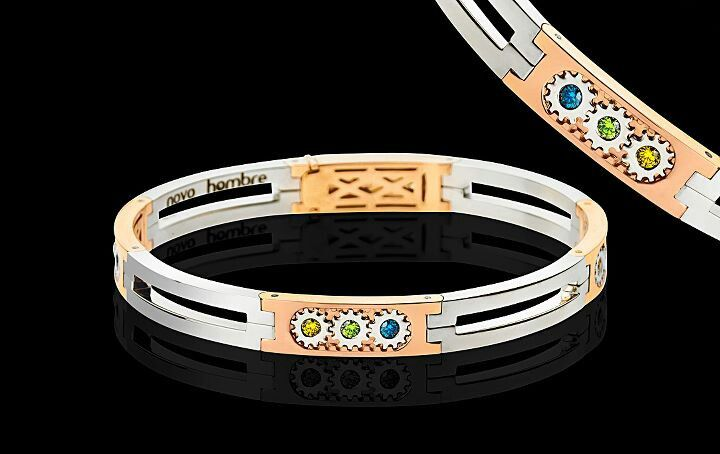 Stunning bracelets from Novo Hombre