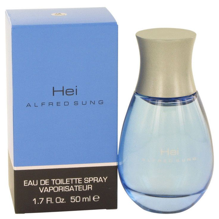 Hei by Alfred SungEau De Toilette Spray 1.7 oz #AlfredSung