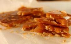 Easy Peanut Brittle Recipe - Confectionery