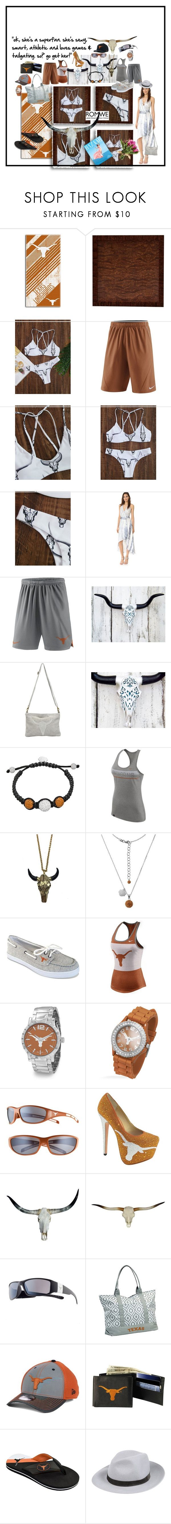 """skull bikini pattern"" by caroline-buster-brown ❤ liked on Polyvore featuring The Northwest Company, NIKE, Haute Hippie, Zara Taylor, Ball, Herstar, Renwil, New Era, College Edition and FABIANA FILIPPI"
