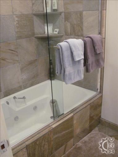 jacuzzi tub with shower - Google Search