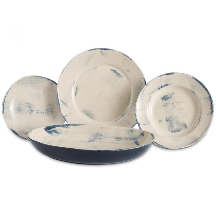 25 best images about vajillas de porcelana on pinterest - Vajilla 18 piezas ...