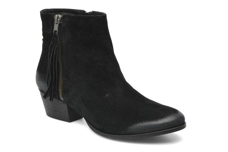 Georgia Rose Timalo (Noir) - Bottines et boots chez Sarenza (93149)
