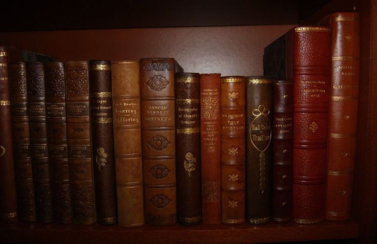 96 Beautiful Antique Leather Bound Books Henrik Ibsen 1873 Old World Photos | eBay