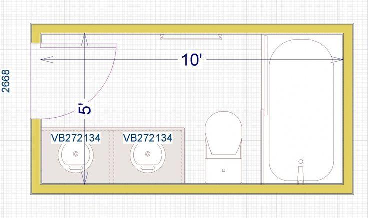 Google image result for for Small bathroom design help