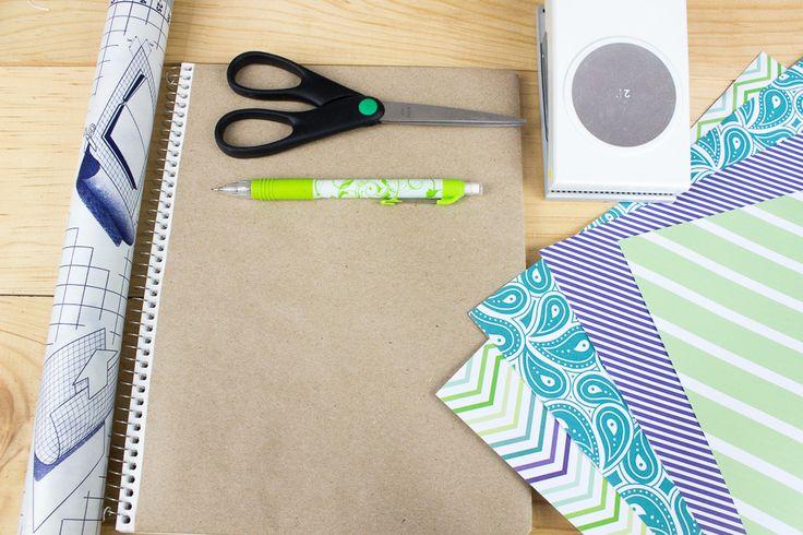 Seguimos con este regreso a clases y quise hacer otras ideas para decorar tus cuadernos y volver a la escuela con muchas ganas.