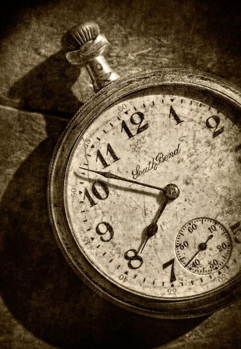 Dan Routh Photography: Pocket Watch