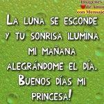Imágenes de Amor Buenos Días Princesa