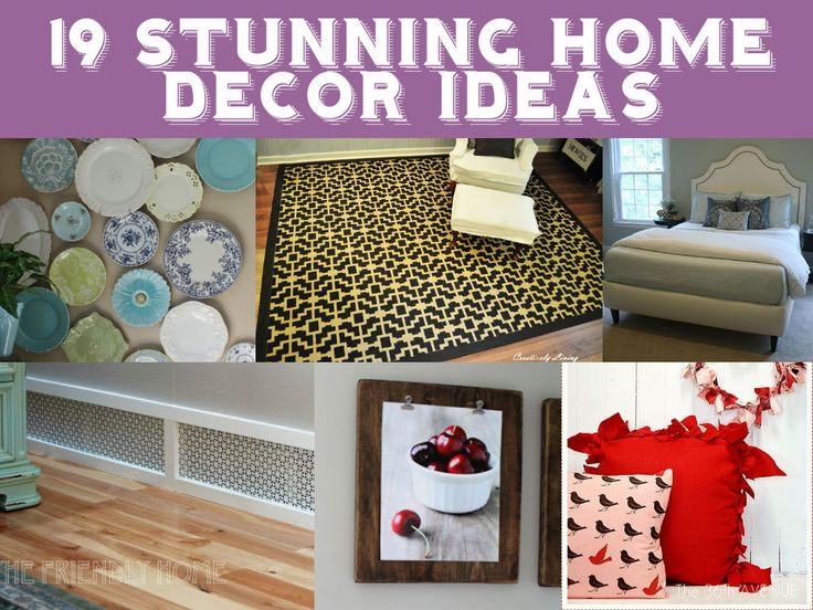 1000+ Ideas About Homemade Home Decor On Pinterest