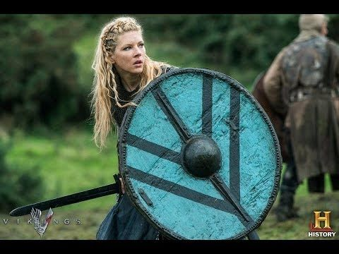 Lagertha Vikings Hair Tutorial